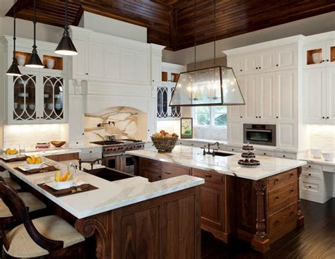 Transitional Rustic Kitchen   Rustic   Kitchen   other