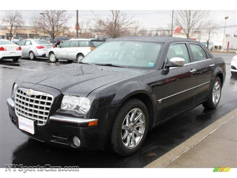 2006 Chrysler 300 Black 2006 chrysler 300 c hemi in brilliant black pearl