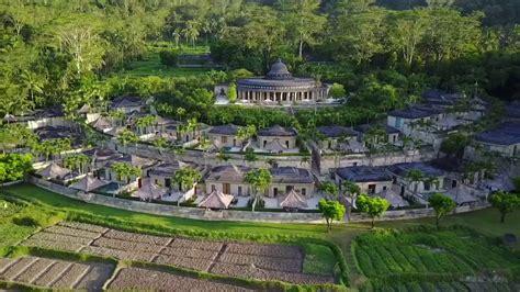 Drone Yogyakarta by Amanjiwo Hotel Captured With Drone