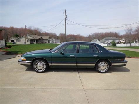 how things work cars 1994 buick park avenue instrument cluster sell used 1994 buick park avenue 4 door 3800 v6 low miles in carrollton ohio united states