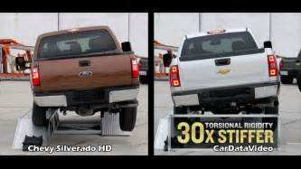 Why Ford Is Better Than Chevy Chevy Vs Ford Hd Truck Bed Bend