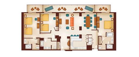 saratoga springs grand villa floor plan aulani 1 bedroom layout for residence modern bedroom