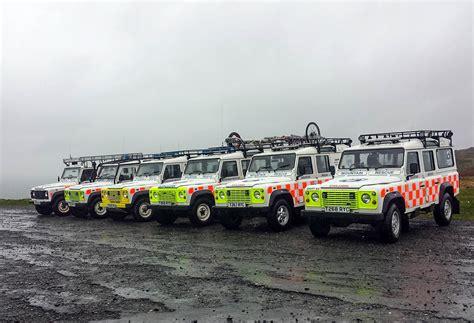 rescue groups grough service donation boosts dartmoor rescuers fleet