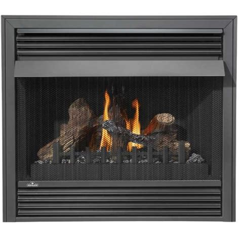 napoleon gvf36 2n vent free gas fireplace at