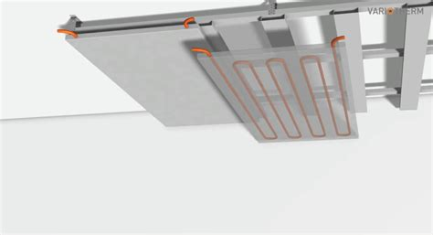 In Ceiling Heating Systems by Ceiling Heating Cooling Surface Heating