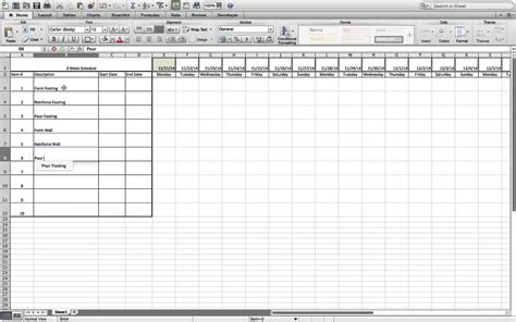 java pattern lookahead exle how to build a simple three week rolling schedule in excel