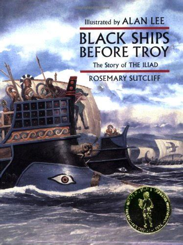 themes in black ships before troy black ships before troy the story of the iliad book