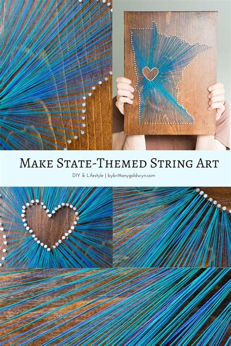 How To Make String State - 17 best ideas about string states on diy