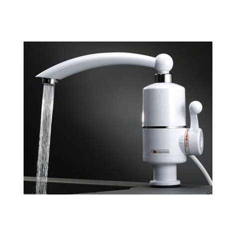 rubinetto elettrico rubinetto elettrico per acqua calda istantanea senza