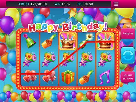happy birthday slot top bonus lucky pants bingo