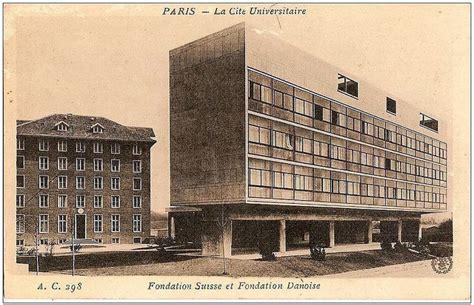 pabellon suizo le corbusier galer 237 a de cl 225 sicos de arquitectura pabell 243 n suizo le