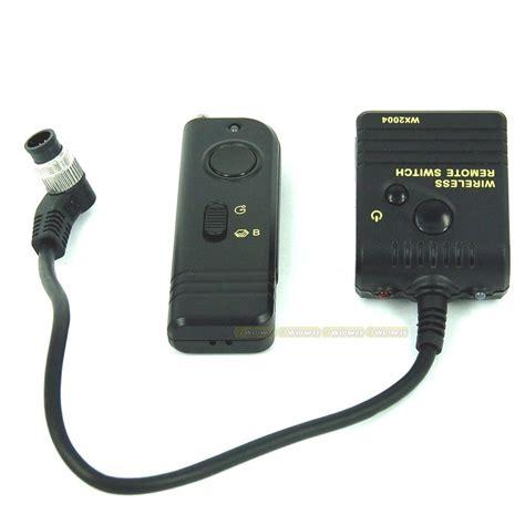 Wireless Remote Shutter For Nikon T2909 wireless remote shutter release cable for nikon d800 d700 d300 d300s d3x d4 dslr ebay