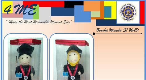 Boneka Wisuda Pontianak boneka wisuda s1 uad toko bantal handmade jual