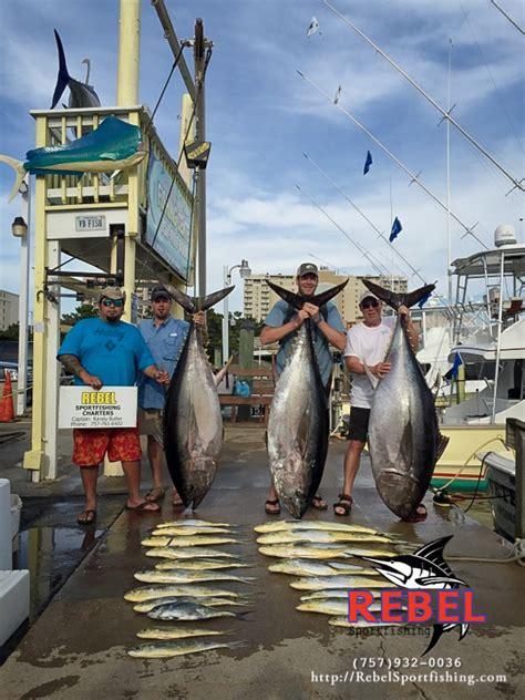 charter boat fishing virginia beach fishing report offshore fishing charters virginia beach