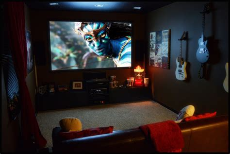 bedroom home theater modern and classic designs