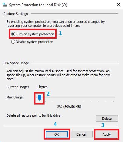 cara membuat game android di windows 7 cara membuat restore point di system restore windows 7 8