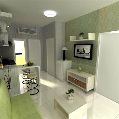Paket Interior Furniture Apartement Set Tipe 2 Bedroom Kamar Tidur 1 paket apartemen studio pantry desain interior apartemen
