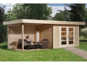 abri jardin bois 17 m2 en sapin du nord non trait 233 avec un