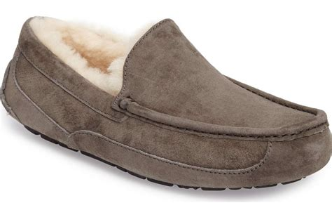 ugg house shoes for men 8 best mens slippers 2018 comfy ugg and scuff slipper for men