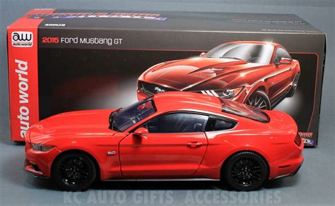 Ford Mustang 2015 Auto World by Auto World Aw221