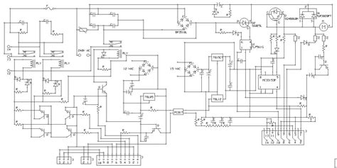 treadmill circuit board wiring diagram wiring diagram