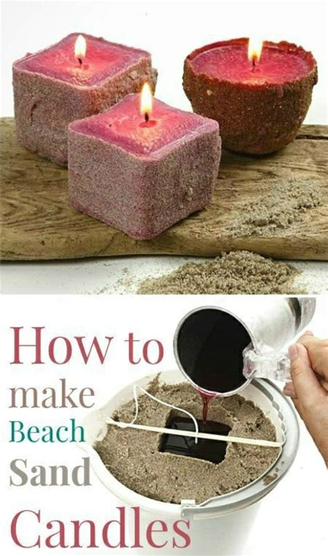 cera per candele fai da te 1001 idee per candele fai da te da creare a casa