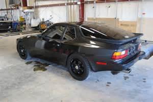 Porsche 944 Ls 1988 Porsche 944 Ls Turbo Transmission Sleeper For