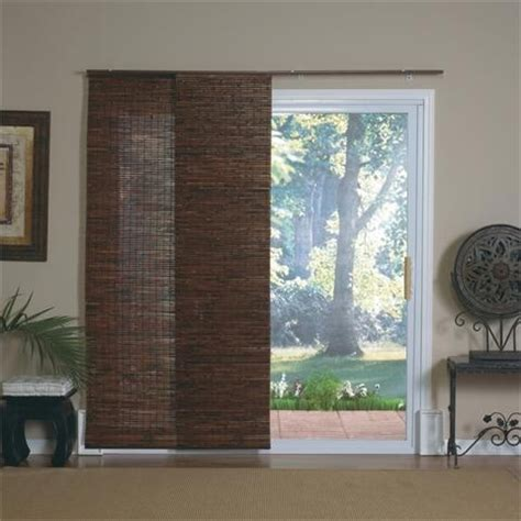 mahogany bamboo windows and patio doors track panels by