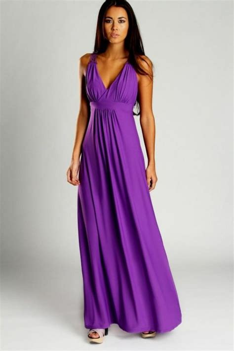 Purple Maxi Dress purple maxi dress 2016 2017 b2b fashion