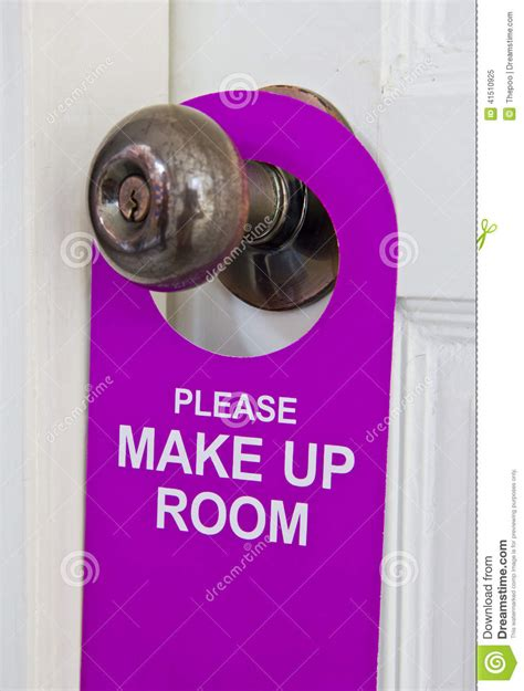 make up the room make up room stock photo image 41510925