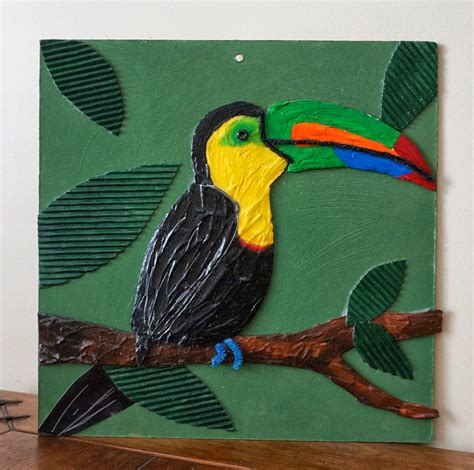 toucan craft for that artist toucan portraits