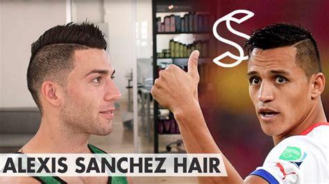alexis sanchez haircut 2017 alexis sanchez hairstyle name www pixshark com images