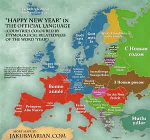 happy c california map happy new year in different european languages