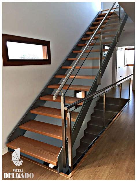 escalera interior escaleras met 225 licas metal delgado s l tenerife