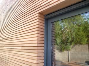 comment poser un bardage en bois exterieur sur une facade