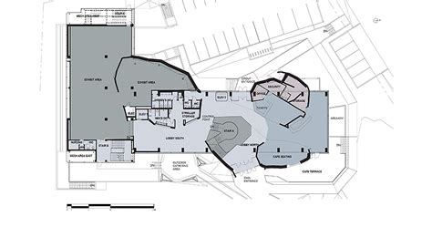 Interior Floor Plans gallery of muzeiko children s science discovery center