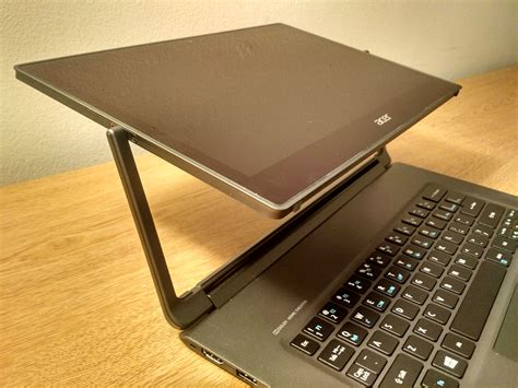 Laptop Acer R13 review the acer aspire r13 hybrid style laptop