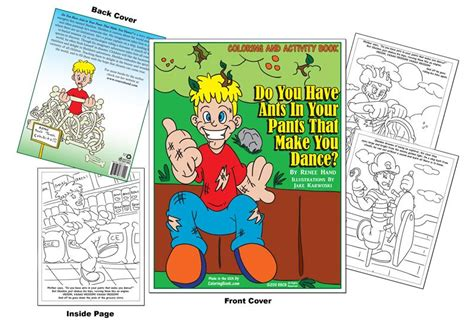 coloring book manufacturers coloring books do you ants in your that make