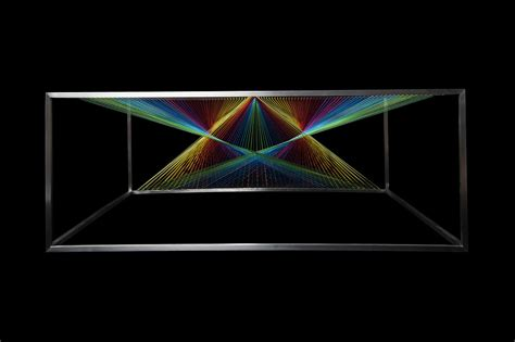 prism table prism table by maurie novak looks different from every angle