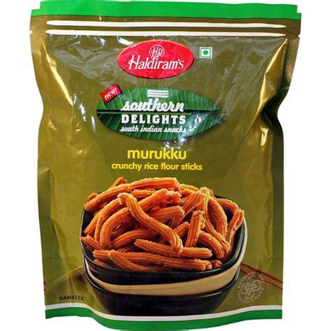Haldirams Murukku snacks drinks juices cookies spice store