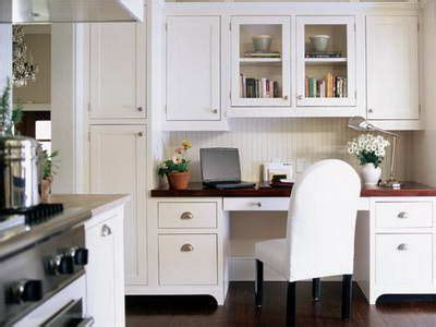 how to a desk taller taller cabinets on one side kitchen desk ideas kitchen