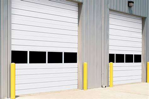 Steel Overhead Doors Sectional Steel Doors 432