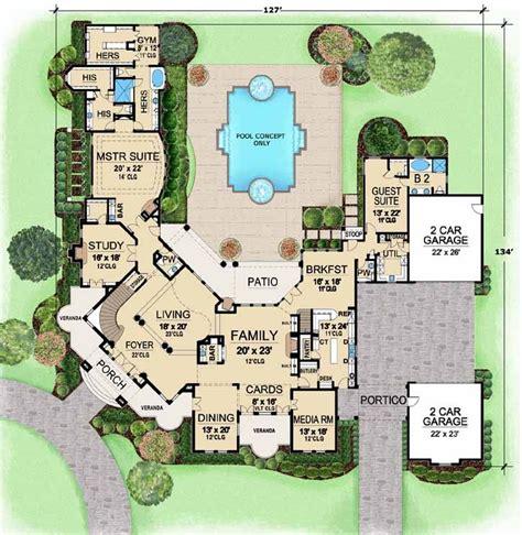 pin by megan perez on floor plans pinterest 1000 images about house floor plans on pinterest luxury