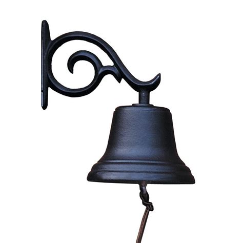 whitehall products black medium bell 00614 the home depot