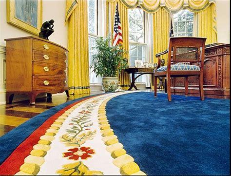 oval office decor history obama si rif 224 lo studio ovale scopri le differenze