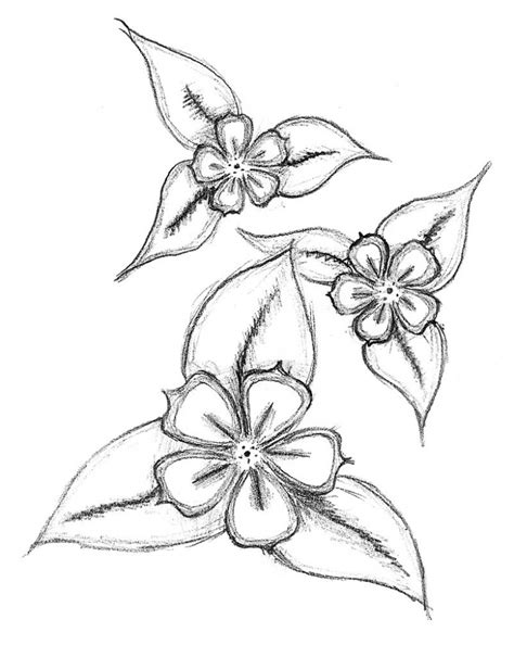 design flower pencil design flowers pencil drawing art pencil drawing simple