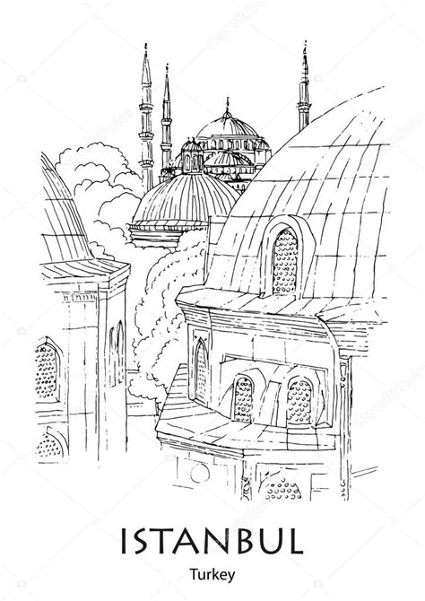hagia sophia istanbul turkey coloring page coloring 2 hagia sophia coloring page go digital with us 1a396a20363a