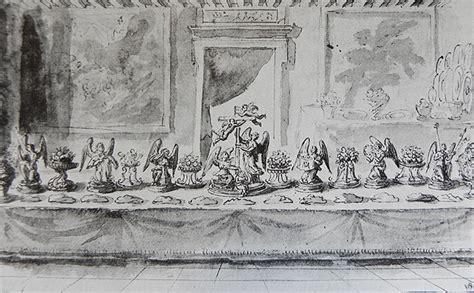 tavole liturgiche convivio funebre barocco