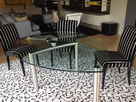 reflex tavoli in cristallo tavolo cristallo allungabile reflex scontato 50