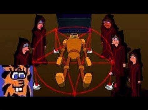 futurama illuminati futurama quot calculon 2 0 quot episode review